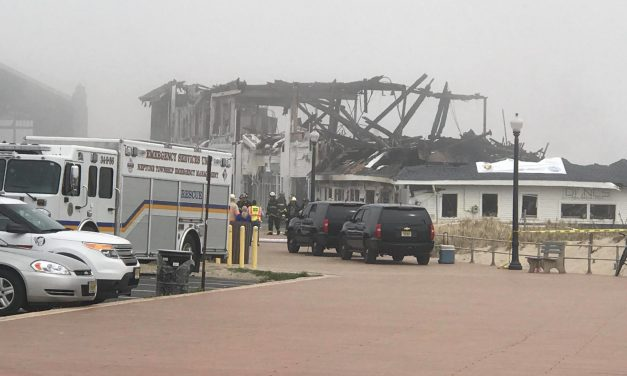 OCEAN GROVE: Fire Aftermath