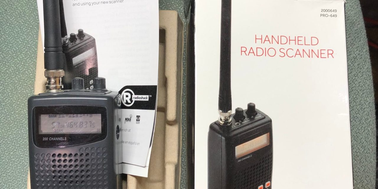 OCSN Scanner Giveaway
