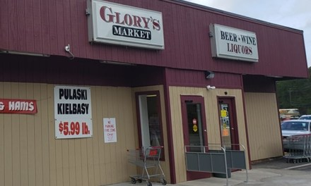 JACKSON: Glory's Market Reopens After Crash