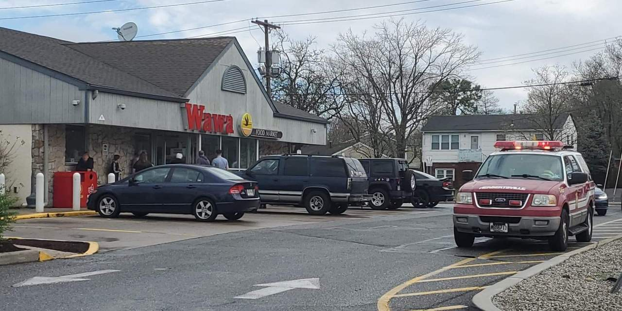 BRICK: Wawa- Evacuating