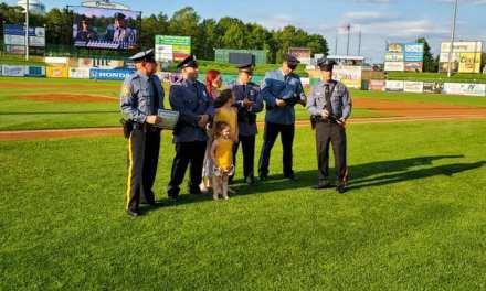 SHPD: Congratulations Officer Eddie Pasieka!