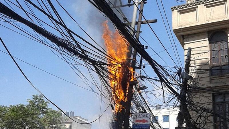 STAFFORD: Pole Fire