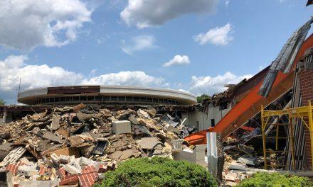OCC: Old Student Center Demolition