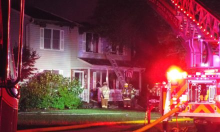 TR: Early Morning Structure Fire- Everyone Made it Out Alive (Update)