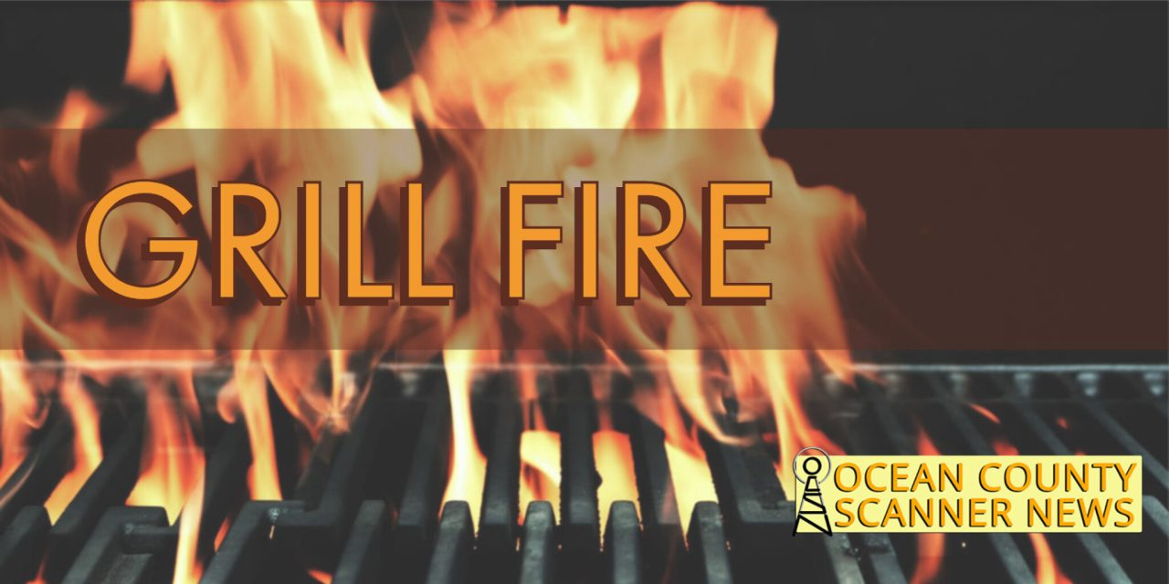 JACKSON: Grill Fire/Structure Fire