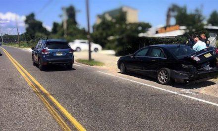 STAFFORD: Car Vs. Truck Crash Leaves Three Injured