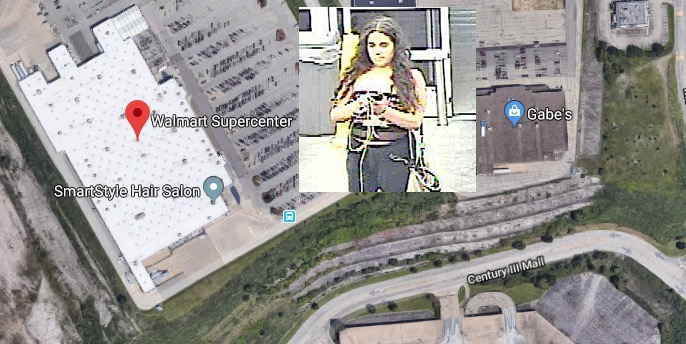 Police Seek Potato Urinator at Walmart