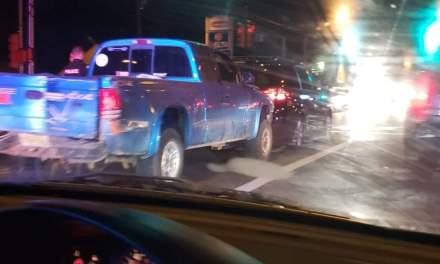 Tuckerton: 2 car motor vehicle accident