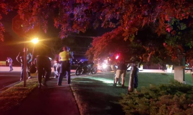 Toms River: Motorcycle Accident near Walmart