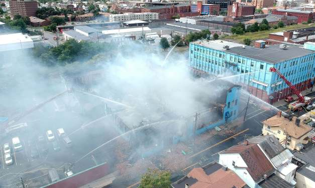 Paterson: One of New Jersey's largest Rehab Facilities destroyed in fire