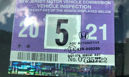 BEACHWOOD/ PINE BEACH: DMV Checkpoint