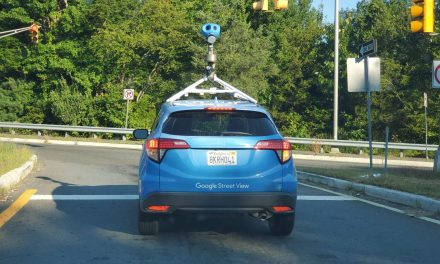 JACKSON:Google Street View Vehicle Spotted