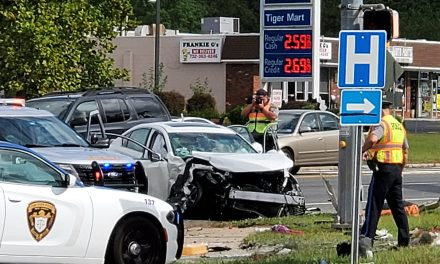 Toms River: Motor Vehicle Accident Causes Major Delays
