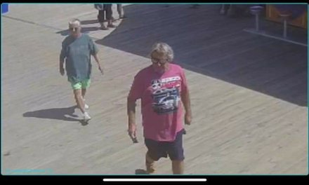 Seaside Park: Bicycle Thief Arrested