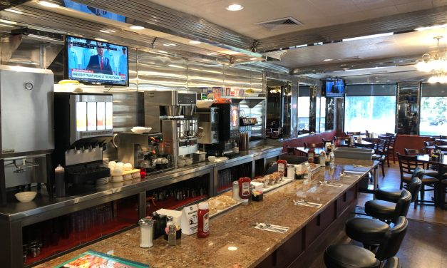 TOMS RIVER: Diner Grand Opening Monday @ 09:00! Meet & Greet OCSN Staff Also