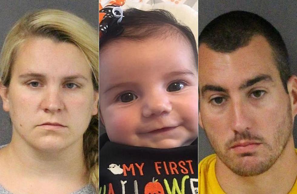 Ewing: NJ Cop and Teacher Wife charged with death of baby daughter