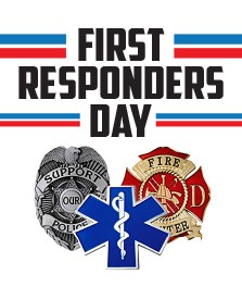 Thank you to all of our First Responders