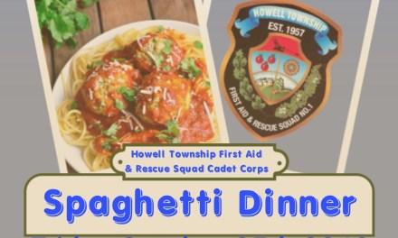 HOWELL: EMS Spaghetti Dinner!