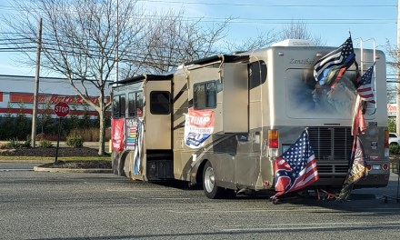 BRICK: Trump RV Returns