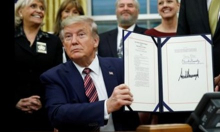 President Trump signs Federal ban on Animal cruelty