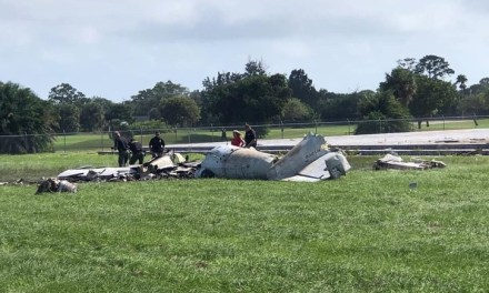 Ocean County Doctor dies in tragic plane crash In Florida.