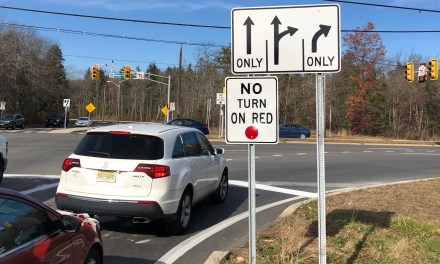 TOMS RIVER: Changes to Fischer @ Hooper Intersection