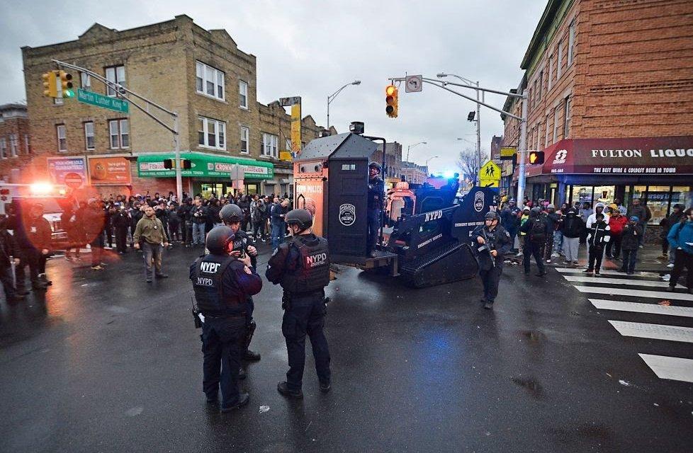 Statement from Jersey City Mayor regarding shooting