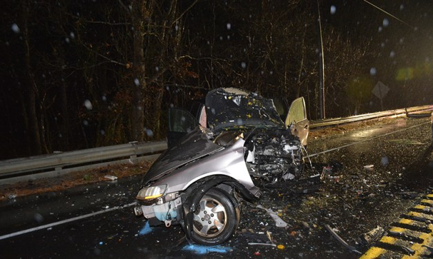 MANCHESTER: NJ 70 MVA- Confirmed Fatality