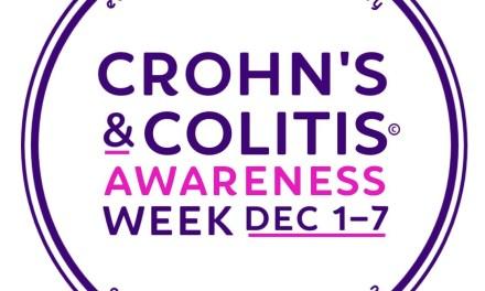 Crohn's & Colitis Awareness Week!