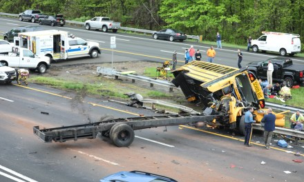 Bus Driver pleads guilty to crash that killed student and teacher