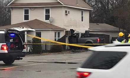 BRICK: Resident of Home Dies When Truck Penetrated Living Room Wall