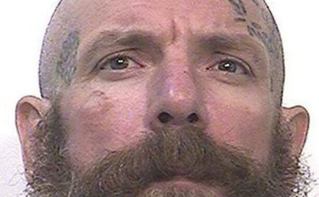 Inmate Kills Convicted Child Molester by beating him over the head with a cane