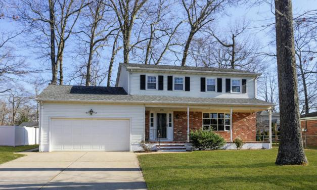 TOMS RIVER: Open House Today!