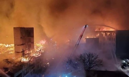 Boundbrook : Aftermath coverage of the 7th alarm fire