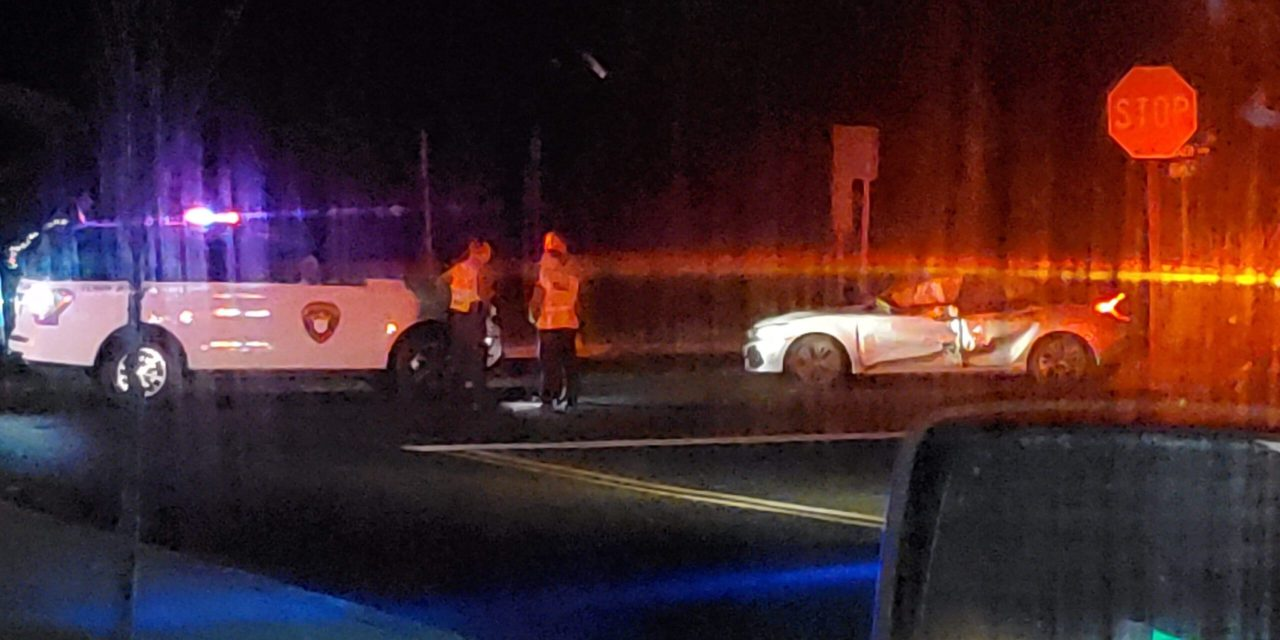 TOMS RIVER: Update on Police Car Involved in Collision