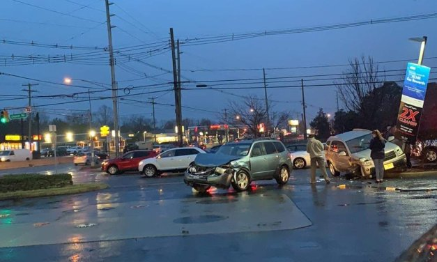 Toms River: MVA With Injuries