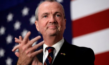 Governor Murphy SAYS Black Lives Matter