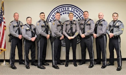 MANCHESTER: Police Department Promotions