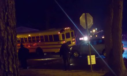 Lakewood: Another Car VS Bus