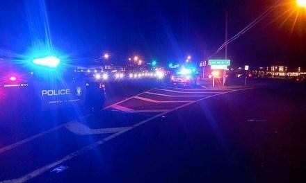 HOWELL: Suspect Flees Traffic Stop