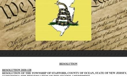 STAFFORD: Mayor & Council Vote for Second Amendment Sanctuary