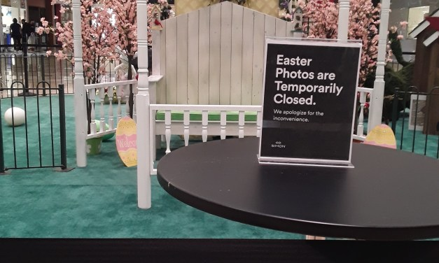 TOMS RIVER: Mall Suspends Easter Photos