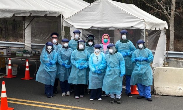 OCC Coronavirus Testing Site Continues to Serve Residents