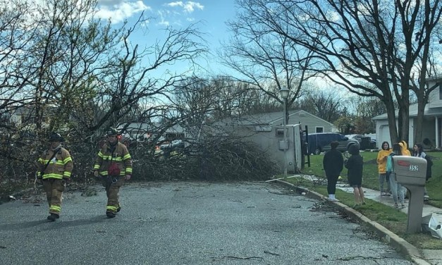 TOMS RIVER: Storm Update from TRPD