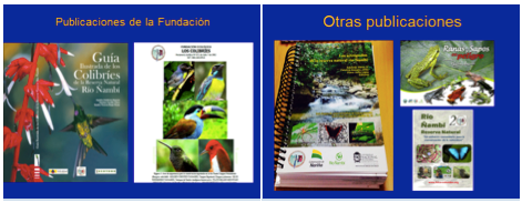 Figure 3. Publications by local Eco-tourism community organizations