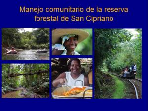 Figure 5. Community management of Nature tourism in Utría y Nuquí
