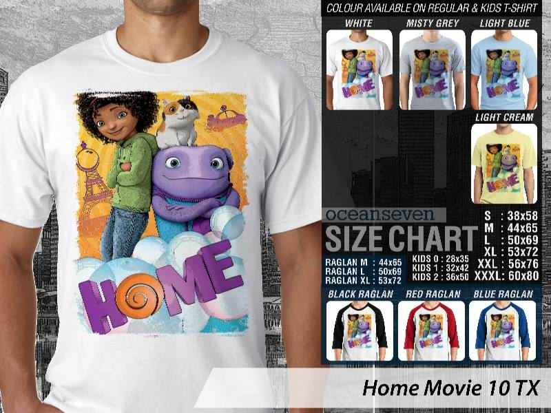 The True Meaning of Smekday TShirts Kaos Home Movie