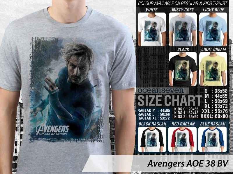 Kaos Captain America Avengers Age of Ultron Kaos Hawkeye