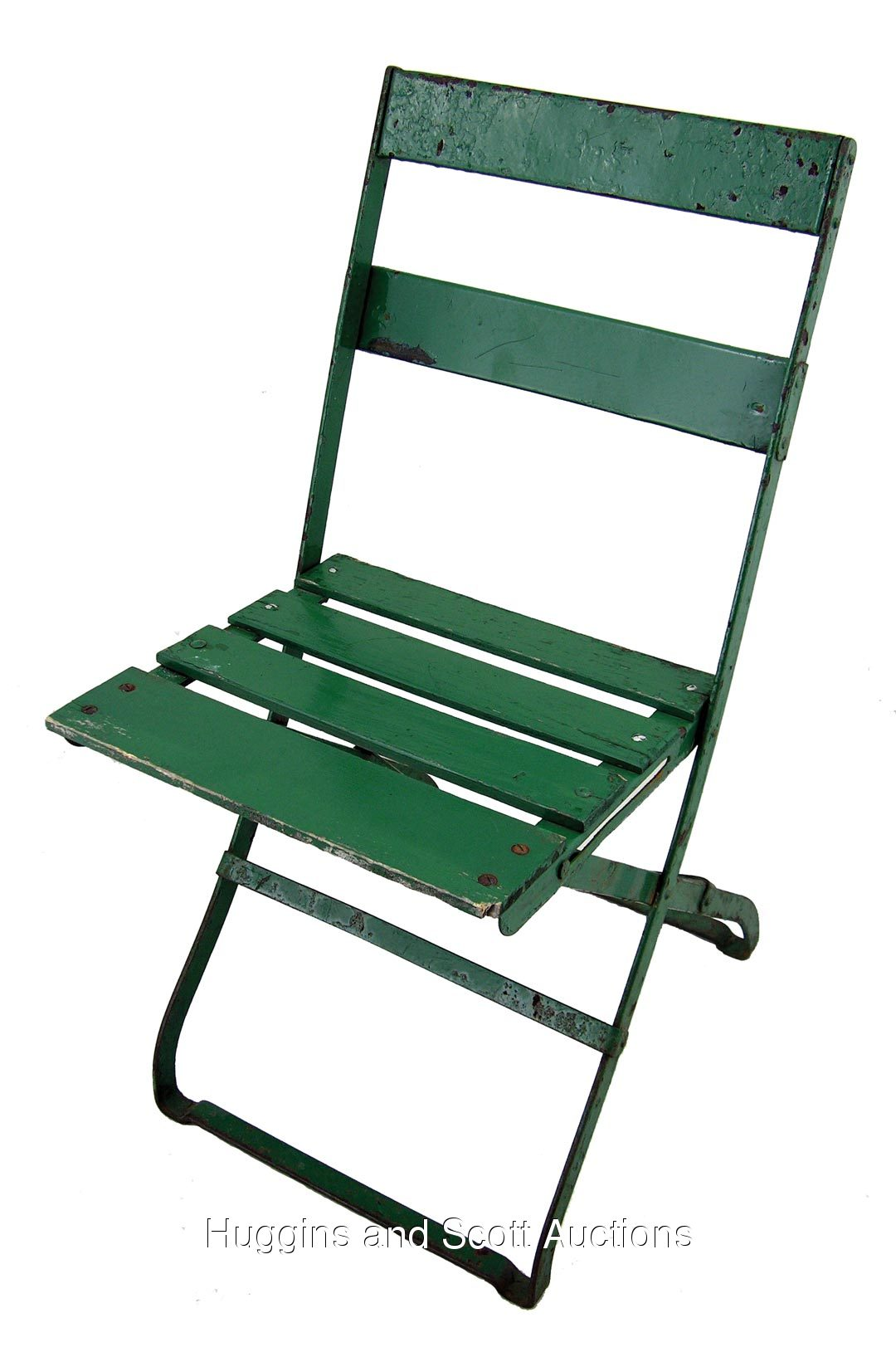 notre dame chair floating for bedroom original 1930s stadium folding pictures click on photo to enlarge