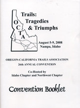 2008 OCTA Convention Tour Guide (Nampa, ID)